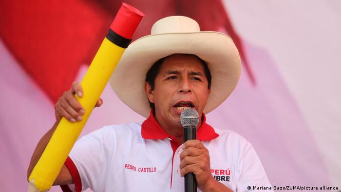 ¿Qué modelo económico aplicará Pedro Castillo, nuevo presidente del Perú?