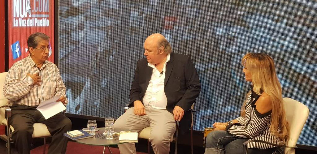 """Abel Cornejo (Procurador Salta): """"Sin partidos políticos tendremos una democracia renga""""."""