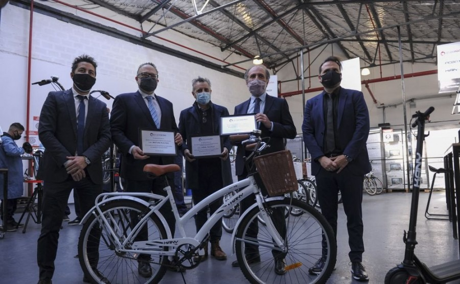 Lanzan Plan de Promoción de Bicicletas Eléctricas producidas en Argentina.