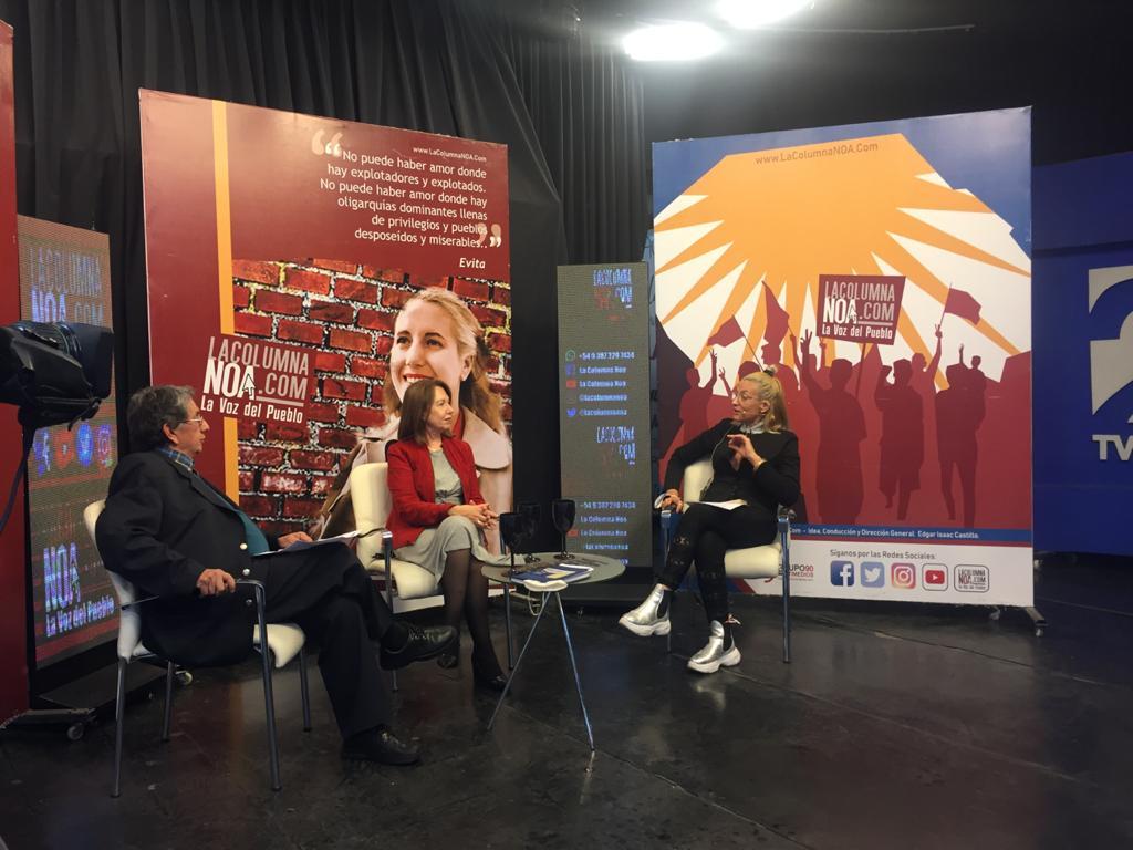 """Sonia Escudero: """"El actual diseño institucional favorece al monopolio del gobernador que debemos desarticular""""."""