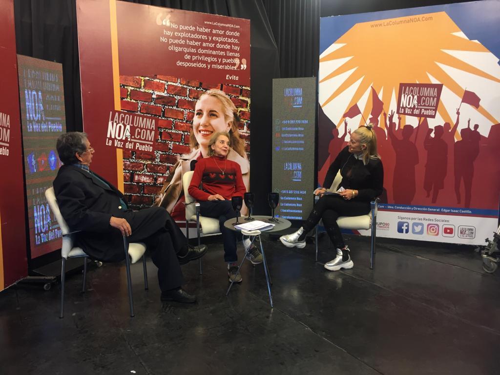 Mirta Martorell (Jubilados): Destacó El Complejo Termal El Sauce y otros beneficios para el afiliado.