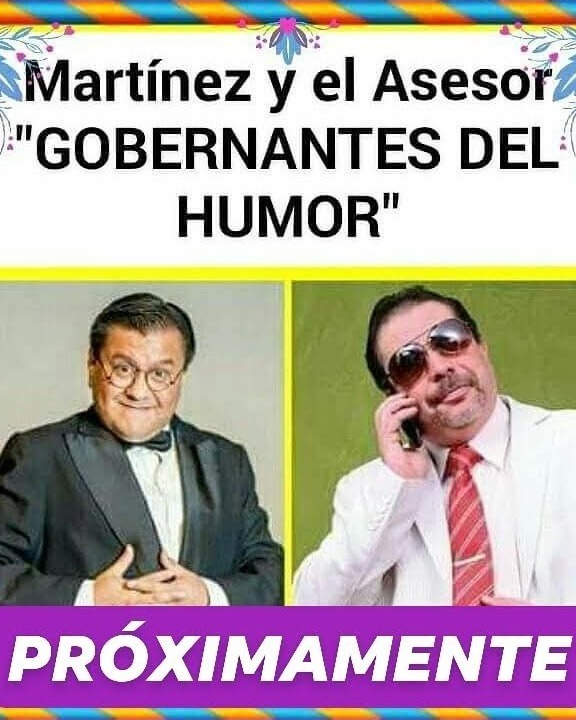 El Humor con Martínez y el Asesor se incorporan a LaColumnaNOA-TVDos