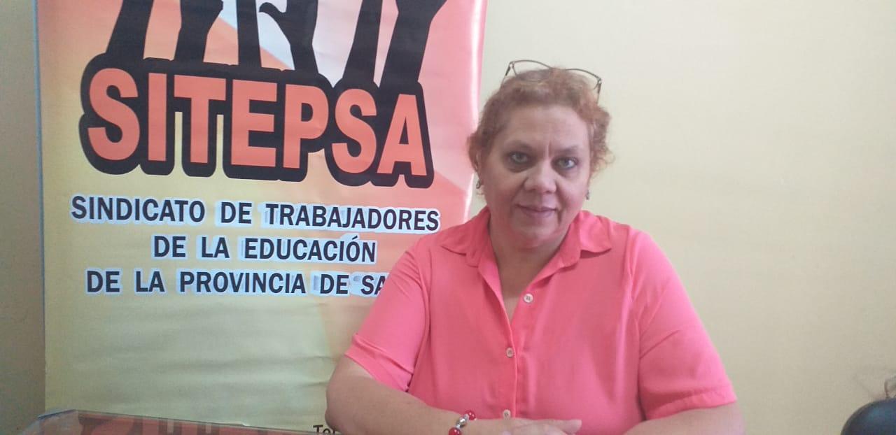 El gremio SITEPSA decretó paro docente en Salta lunes 2 y martes 3.