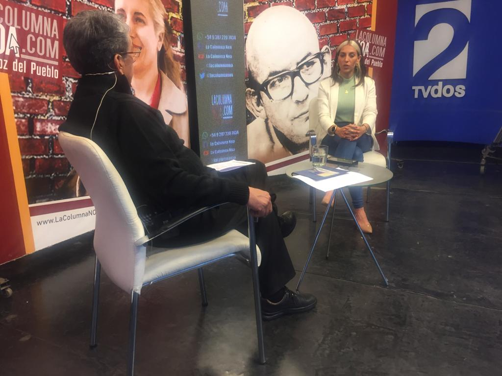"""Paula Benavides (Concejal SI): """"Queremos ser la voz de aquellos que no se sienten representados por ningún partido""""."""